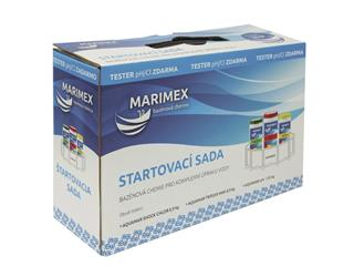 MARIMEX AQuaMar START set chemický (Shock, Triplex Mini, pH-, tester)