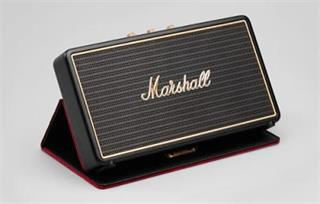 Marshall STOCKWELL black + pouzdro