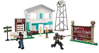 Mega Bloks - Call Of Duty: Městečko nuketown