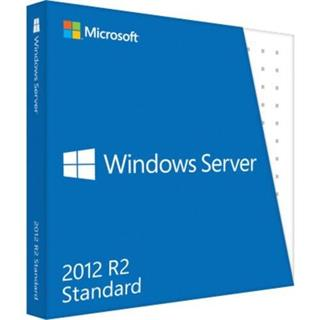 Microsoft Windows Server Standard 2012 R2 ENG OEM DVD 2CPU