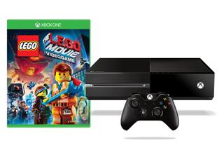 Microsoft Xbox One 500GB + Lego Movie Videogame 5C7-00180