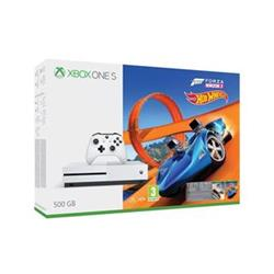 Microsoft XBOX ONE S 500GB + hra Forza Horizon 3 + Hot Wheels DLC