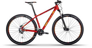 "MMR 29"" Kuma 10 17""/M - red/orange"
