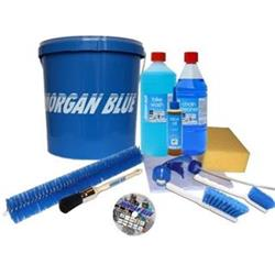 Morgan Blue - Chain brush