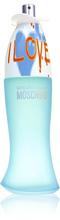 Moschino Cheap & Chic I Love Love EdT 100ml - TESTER