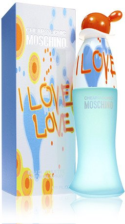 Moschino Cheap & Chic I Love Love EdT 50ml