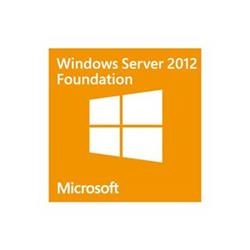 MS Dell MS Windows Server 2012 Foundation R2