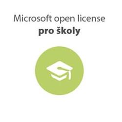 MS Office Professional Plus Sngl Lic/SA OLP NL AE - pro školy, licence + Software Assurance