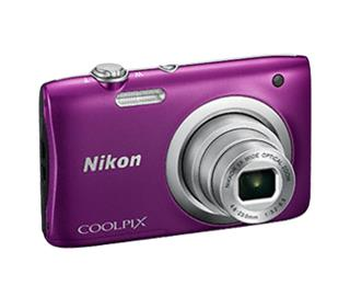 Nikon COOLPIX A100 Purple (VNA973E1)
