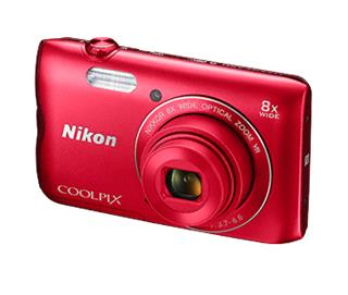 Nikon COOLPIX A300 Red (VNA963E1)