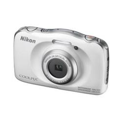 Nikon COOLPIX W100 White Backpack kit (VQA010K001)