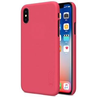 Nillkin Super Frosted Zadní Kryt Red pro Apple iPhone X