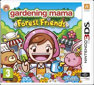 Nintendo 3DS - Gardening Mama: Forest Friends