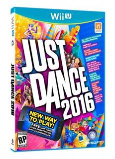 Nintendo Wii U - Just Dance 2016 (NIUS3949)