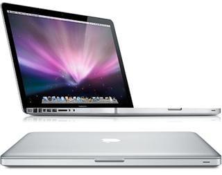 """Notebook APPLE MacBookPro 13,3""""LED Intel C2D 2,26GHz/2GB/160GB/GF9400M/DVD±RW/WiFi/BT/CAM/Mac OS X v 10.5."""