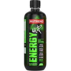 Nutrend SMASH ENERGY UP, 500ml, cola