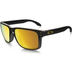 OAKLEY Holbrook Polished Black - 24K Iridium