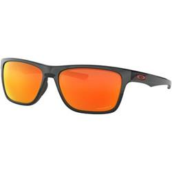 OAKLEY Holston Polished Black - PRIZM Ruby Polarized