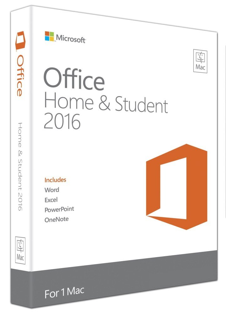 office home and student 2016 mac