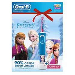 Oral-B Vitality D100 Frozen + Cup