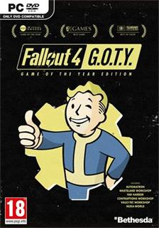 PC Fallout 4 (Game of the Year)