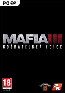 PC MAFIA 3 Collector's Edition