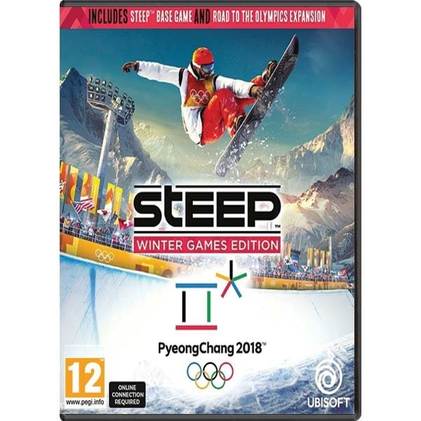 PC - Steep Winter Games Edition