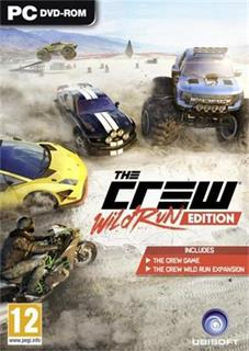 PC - The Crew: Wild Run Edition (USPC06184)