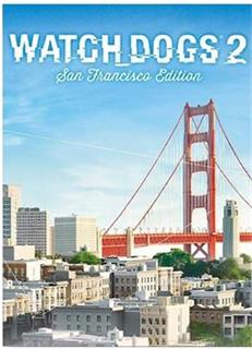 PC Watch Dogs 2 (San Francisco Edition)