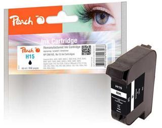 Peach H15 černá kompatibilní s C6615D, No. 15