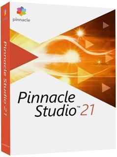 Pinnacle Studio 21 Standard ML EU Box