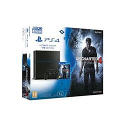PlayStation 4 1TB Uncharted 4: A Thief