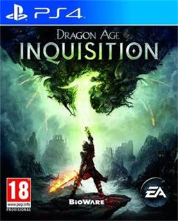 PlayStation PS4 - Dragon Age: Inquisition