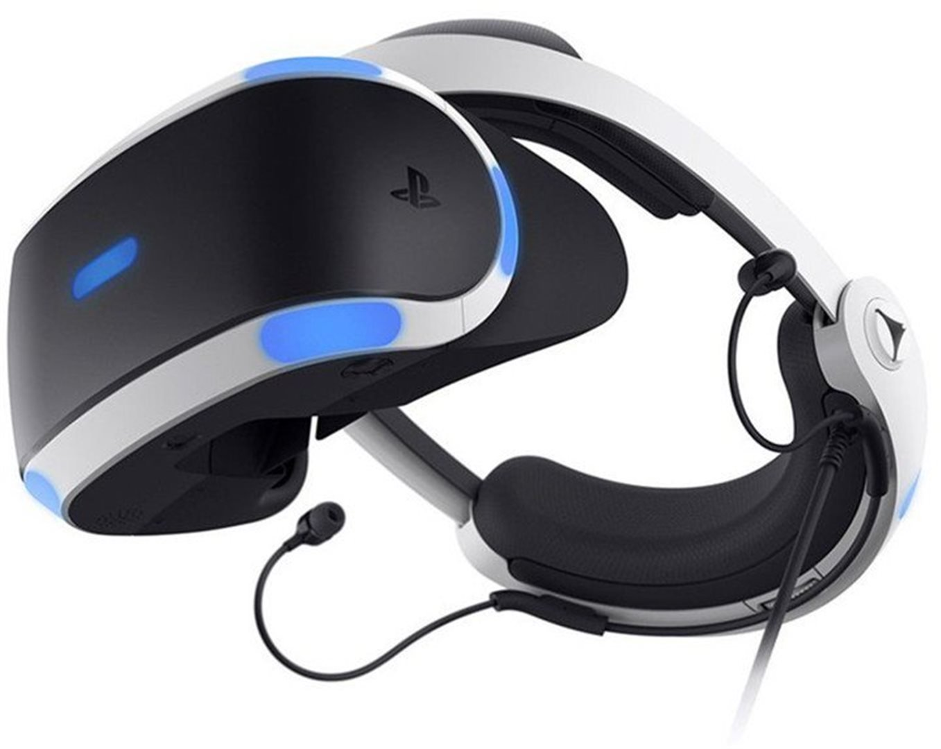 49431ab7e PlayStation VR + PS4 kamera + 2x PS Move + hra VR Worlds ...