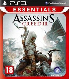 PS3 - Assassin's Creed III CZ (Essentials)
