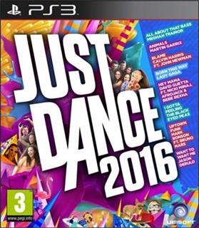 PS3 - Just Dance 2016 (USP30205)