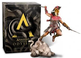 PS4 Assassin's Creed Odyssey: Medusa Edition