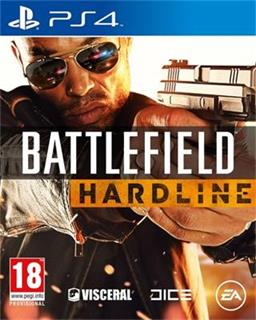 PS4 - Battlefield Hardline
