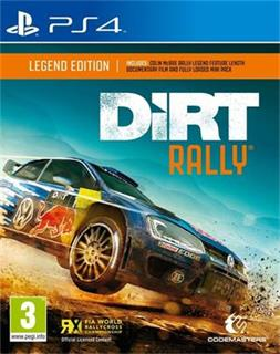 PS4 DiRT Rally (Legend Edition)