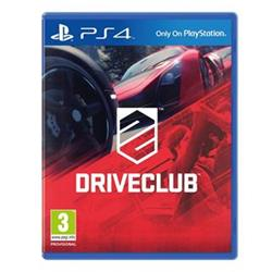 PS4 - DRIVECLUB