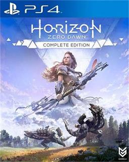 PS4 - Horizon Zero Dawn Complete Edition