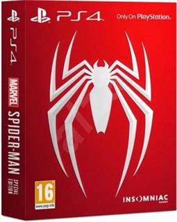 PS4 - Marvel´s Spider-Man