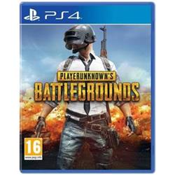 PS4 - PlayerUnknown