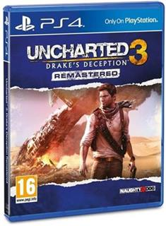 PS4 - Uncharted 3: Drake's Deception Remastered