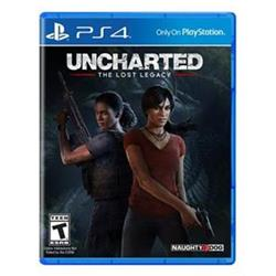 PS4 - Uncharted 4: The Lost Legacy
