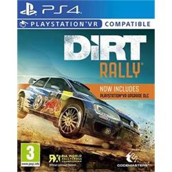PS4 VR - DiRT Rally VR