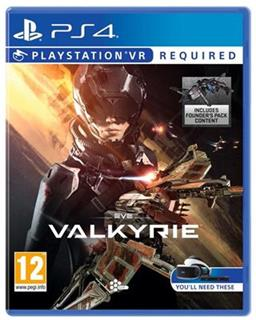PS4 VR - Eve: Valkyrie VR