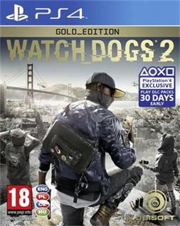 PS4 Watch Dogs 2 (Gold)