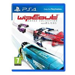 PS4 - WipEout Omega Collection
