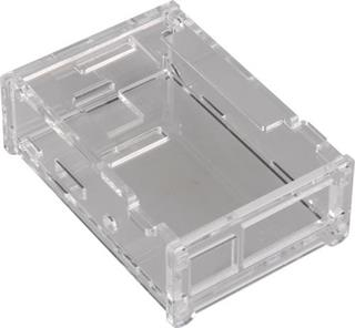 Raspberry Pi case transparentní